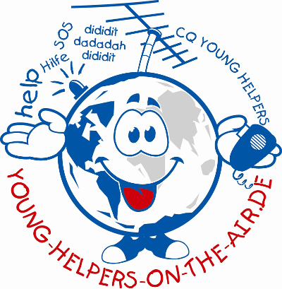 Young Helpers on the Air - YHOTA, Logo